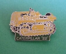 LAPEL BADGE/PIN - CATERPILLAR - CATERPILLAR '22'