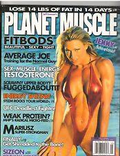 PLANET MUSCLE bodybuilding fitness magazine/Jenny Lynn 5-06