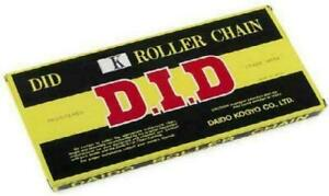 D.I.D 520 x 106 520 Standard Series Chain 106 Links Natural Chain 520 520X106RB