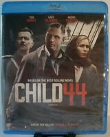 Child 44 Blu-ray (2015 - e one - Canadian Import) ~ Gary Oldman, Noomi Rapace