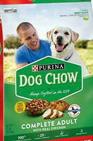 "2 Bags | Purina Dog Chow Dry Dog Food - ""50 Lbs"". (100 lbs Total)"