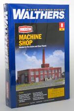 3264 Walthers Cornerstone Machine Shop N Scale