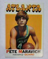 1971 Topps Basketball #55 Pete Maravich