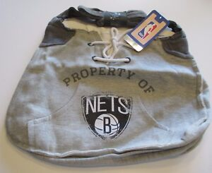 Nets Brooklyn NBA Tote Carry-all Shopping Bag Distressed Style