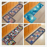 Non slip Doormat Kitchen Floor Mat Bedroom Living Room Rug Hallway Runner Carpet