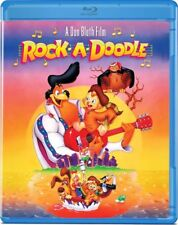 Rock-A-Doodle (1991) - Blu-ray - A Don Bluth Film