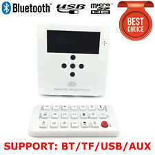 System Stereo Cd Fm Bluetooth Radio Home Player Audio Am New Music Shelf Mp3 New