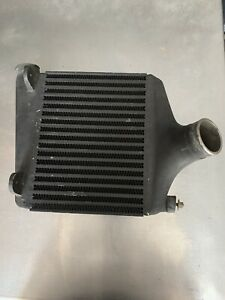 BMW E23 745i M106 Factory Air-to-Air Turbo System Intercooler 1983-1986 USED OEM