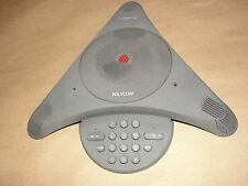 Lot of Five  Polycom SoundStation 2201-03308-001 No Power Module Tested Working