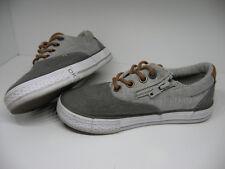 Scarpe OKAIDI con cerniera e lacci taglia 30 colore tonalità di grigio 8ec91ca348f