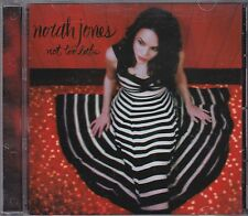 NORAH JONES - NOT TOO LATE - CD - NEW
