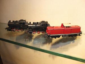 Trix Expreß Lok-Sammlung --3 Modelle für Bastler--
