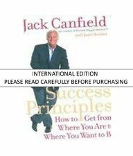The Success Principles by Canfield, Jack
