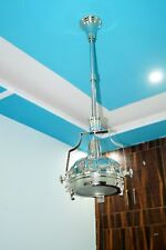 Ceiling Lamp Fixture Chandelier Dining Room Metal Pendant Casting Hanging Light