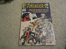 Avengers #14 Original Series Lower Grade See My Others!