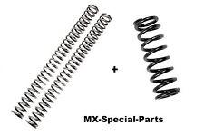 Ressorts de fourche + AMORTISSEUR KTM EXCF 350 EXC-F + six jours (2017) # au
