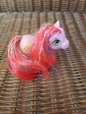 My Little Pony Vintage G1 - Baby Ruby  💕🌺🦄 Gorgeous Condition