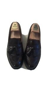 ALDEN TASSEL LOAFER SHELL CORDOVAN Size 8.5 A C Normal Wear~ Lots Of Life