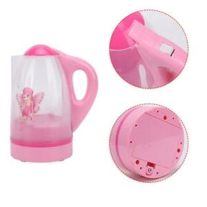 Plastic Kid Role Play Simulation Mini Electric Kettle Small Appliance Toy Gift