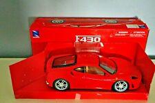 1:12 New-Ray Ferrari F430 (27MHz)