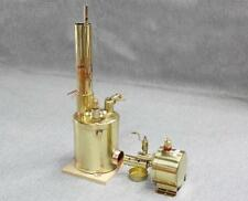 "Brand new Saito part: ""Boiler & Burner Set B2E""   -for genuine steam locomotion!"