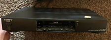 SONY EV-C25 8mm Video8 Hi-Fi Stereo VCR 30 Day Warranty Good Working Condition