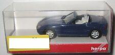 Herpa 023986 BMW Z1 Roadster blau 1:87 HO