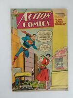 """Action Comics #195 1954 DC Comics Golden Age """"Lois Lane Wanted"""""""