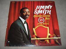 JIMMY SMITH Hoochie Cooche Man RARE SEALED NM Gatefold LP Verve 1966 V6-8667 Cut