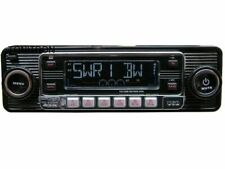 Classic Oldtimer Youngtimer Retro Radio Autoradio USB SD CD MP3 Aux In