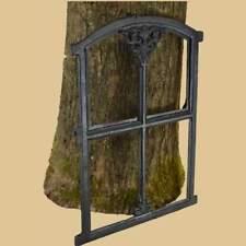 Fenster 4 Felder Stallfenster Scheune Eisenfenster Guss Eisen NEU Kippfunktion