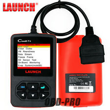 LAUNCH X431 CReader V+ OBD2 EOBD Code Reader DTCs Engine Fault Diagnostic Tool