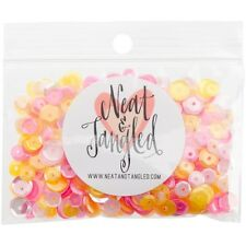 Neat & Tangled Sequin Mix -Pink Lemonade