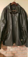 Adidas - Muhammad Ali Leather Jacket  Size 4X (2005)