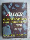Allied Radio Catalog No. 200A from 1961 - Radio, Television, Electronics