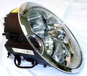 Mini Cooper Magneti Marelli Left Headlight LUS6282 63126933839