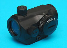 G&P Airsoft Micro Red Green Dot Sight (1X24) Scope with Low Mount SC28