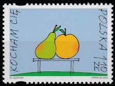 Polen postfris 2002 MNH 3951 - Valentijnsdag