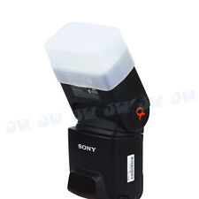JJC Speedlite Flash Diffuser Bounce Cap for SONY HVL F36AM HVL-F42AM HVL-F43AM