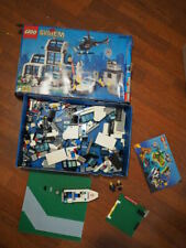 Lego 6598 City Police Station Metro 1996