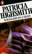 Strangers on a Train (Penguin Crime Fiction) Highsmith, Patricia Paperback Used