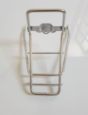 Chrome front basket rack for Honda cub C50 C65 C70 and Passport C90