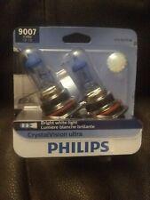 Headlight Bulb-CrystalVision Ultra - Twin Blister Pack Philips 9007CVB2