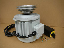 REPLACEMENT MOTOR FOR BRIDGEPORT TYPE MILL, MILLING MACHINE VSM3-SP STEP PULLEY