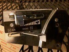Briggs and Stratton 790164 BRACKET CONTROL NLA part