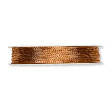 Cavo di Glitter in rame diametro 1mm su un rotolo di 100m/109yd