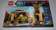 Lego Star Wars Jabba's palace (9516) nuevo/New OVP
