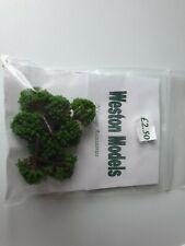 NEW WESTON MODELS N-GAUGE TREES
