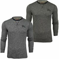 Mens Long Sleeved T-Shirt by Tokyo Laundry 'Romi'