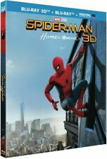 Blu Ray 3D + 2D : Spiderman Homecoming - NEUF